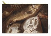 Fish Still Life Carry-all Pouch