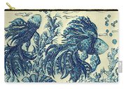 Fish Tangled 3 Carry-all Pouch