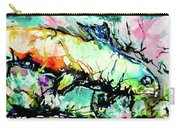Fish Under Water Carry-all Pouch