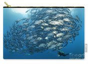 Fish Watch Carry-all Pouch