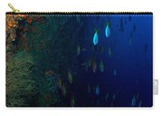 Fish Waterfall Carry-all Pouch