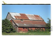 Fisher Road Barn 2 Photograph Carry-all Pouch