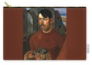 Fisherman Boris Grigoriev Carry-all Pouch