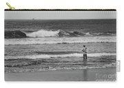 Fisherman - Costa Del Sol - El Salvador Bnw V Carry-all Pouch