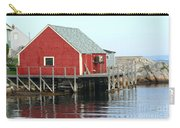 Fishermans House On Peggys Cove Carry-all Pouch