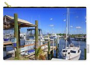 Fishermans Village Marina Fl Carry-all Pouch