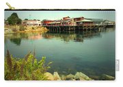 Fishermans Wharf Monterey Ca II Carry-all Pouch