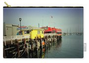 Fishermans Wharf Monterey Ca Carry-all Pouch
