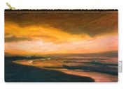 Fishing At Dusk Carry-all Pouch