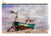 Fishing Boat At Aldeburgh Carry-all Pouch
