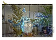 Fishing Boat Hdr 1 Carry-all Pouch