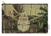 Fishing Boat Hdr 2 Carry-all Pouch