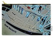 Fishing Boat Hdr Carry-all Pouch