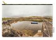 Fishing Boat In Lambs Head Harbor Carry-all Pouch