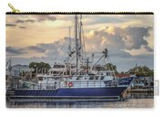 Fishing Boat In Port Carry-all Pouch