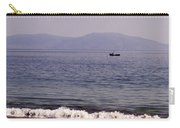 Fishing Boat On Ventry Harbor Ireland Carry-all Pouch