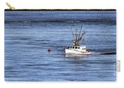 Fishing Boat Return Carry-all Pouch