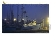 Fishing Boats At Dawn Carry-all Pouch