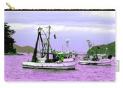 Fishing Boats At Pearl Beach 1.0 Carry-all Pouch
