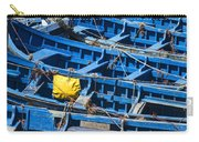 Fishing Boats In Morocco Carry-all Pouch