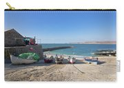 Fishing Boats In Sennen Cove Carry-all Pouch