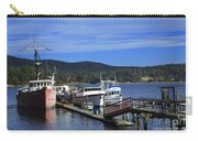 Fishing Boats In Sooke Carry-all Pouch