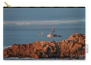 Fishing Boats On Monterey Bay Carry-all Pouch