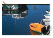 Fishing Boats, Rockport, Ma Carry-all Pouch