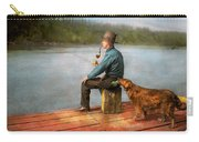 Fishing - Booze Hound 1922 Carry-all Pouch