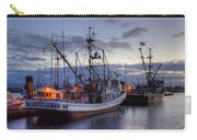 Fishing Fleet Carry-all Pouch by Randy Hall