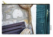 Fishing Gear In Primosten, Croatia Carry-all Pouch