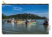 Fishing Harbour Carry-all Pouch