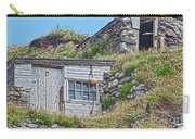 Fishing Huts Cape Cornwall Carry-all Pouch