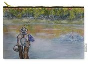 Fishing In Natures Beauty Carry-all Pouch