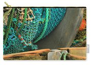 Fishing Net Portrait Carry-all Pouch