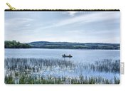 Fishing On Lake Carmi Carry-all Pouch