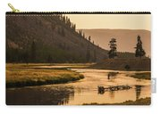 Fishing On Smokey Madison River Carry-all Pouch