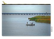 Fishing On The Flats Carry-all Pouch