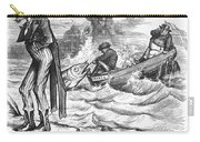 Fishing Rights, 1877 Carry-all Pouch