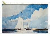 Fishing Schooner In Nassau Carry-all Pouch