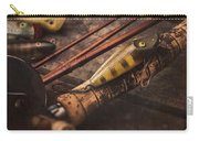 Fishing Still Life Carry-all Pouch