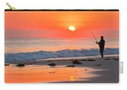 Fishing The Golden Dawn Carry-all Pouch