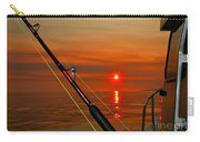 Fishing The Midnight Sun Carry-all Pouch