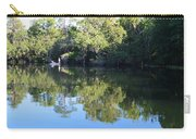 Fishing The Withlacoochee River. Carry-all Pouch