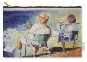 Fishing Together Carry-all Pouch