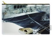 Fishing Trawler, Howth Harbour, Co Carry-all Pouch