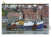 Fishing Trawler - Whitby Carry-all Pouch