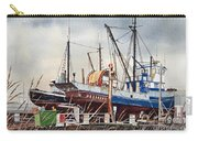 Fishing Vessel Ranger Drydock Carry-all Pouch