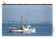 Fishing Vessel Sun Ra Carry-all Pouch