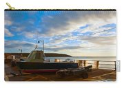 Fishing Village Filey Carry-all Pouch